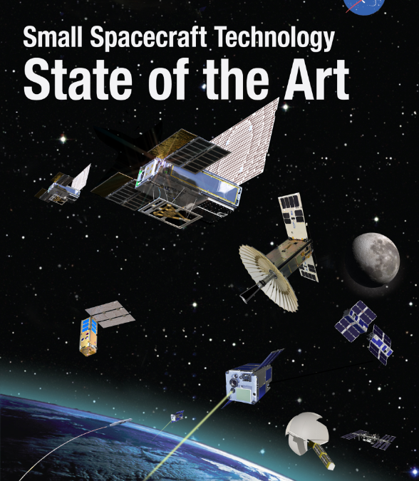 "Our unique CubeSat structure is featured in NASA's ""State of the Art of Small Spacecraft Technology"" study"